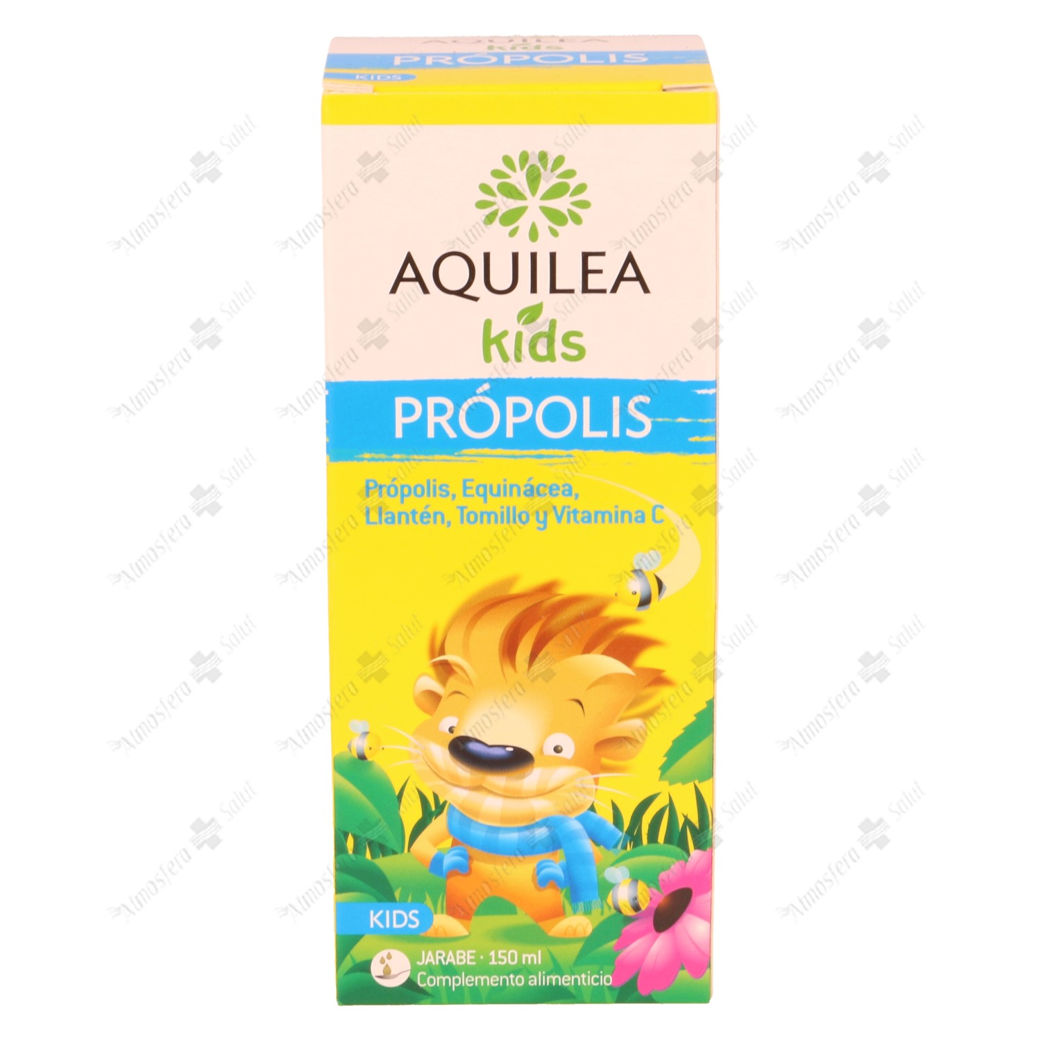AQUILEA PROPOLIS KIDS 150 ML- 161595 -  URIACH-AQ OTC