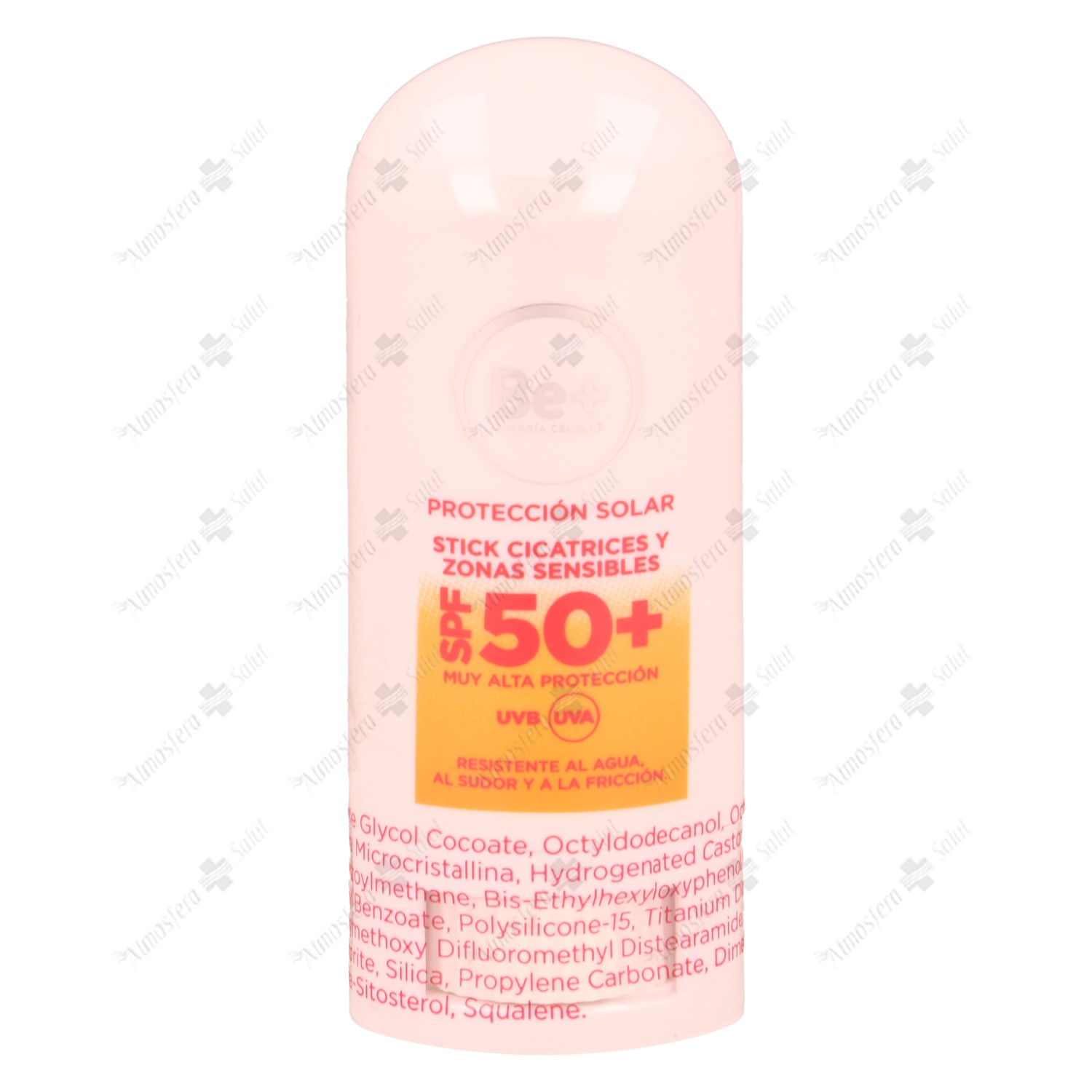 BE+ STICK CICATRICES Y ZONAS SENS SPF 50 8 ML- 173086 -  CINFA