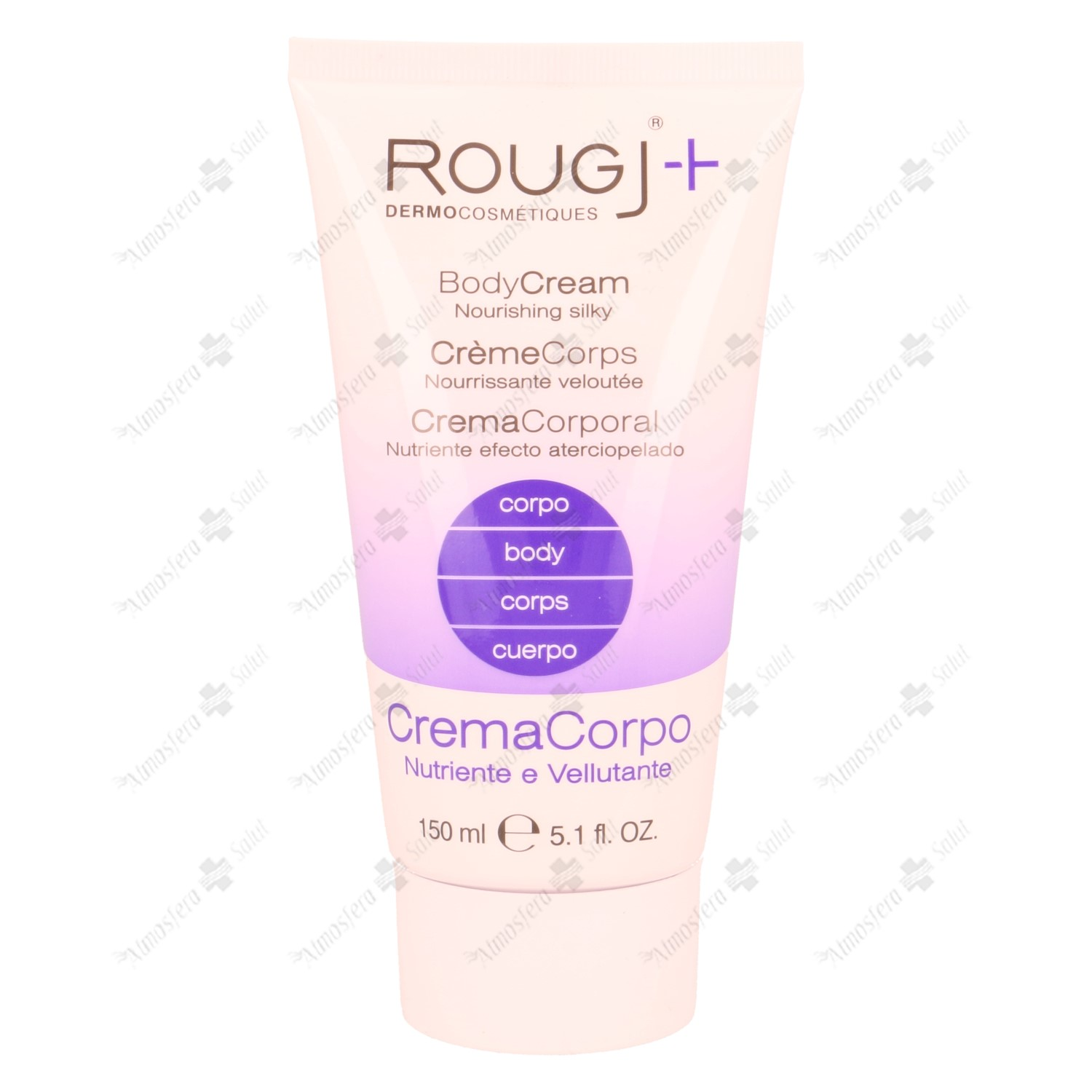 ROUGJ DERMOCOSMETIQUE CREMA CORPORAL 150 ML