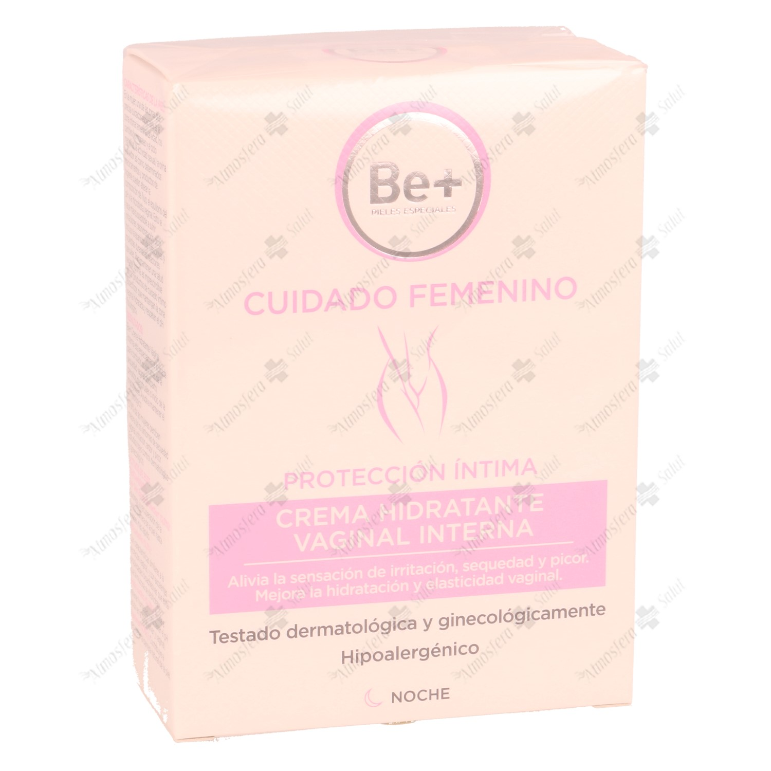 BE+ CREMA HIDRATANTE INTIMA INTERNA 8 X 6 ML