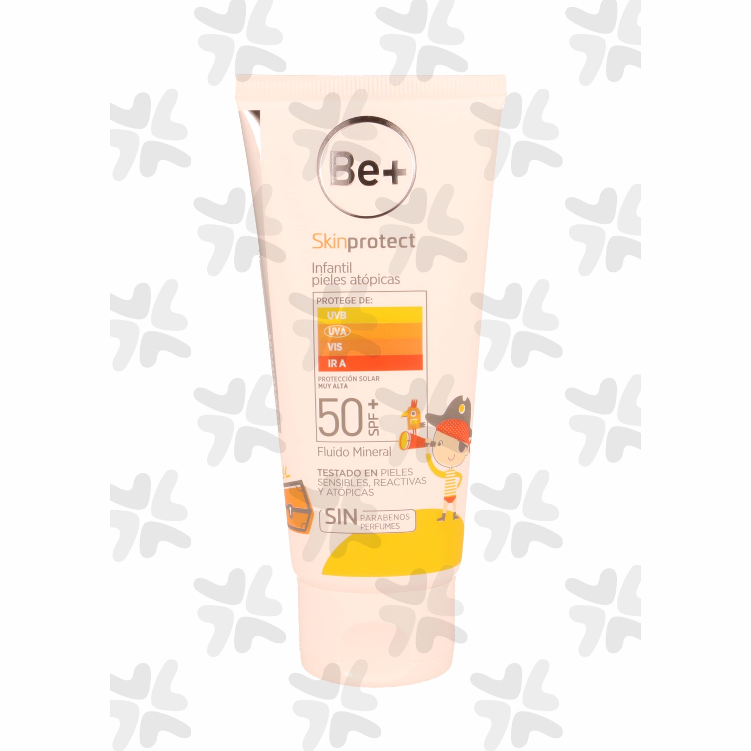 BE+ SKIN PROTECT ULTRAFLUIDO MINERAL INF. 100 ML